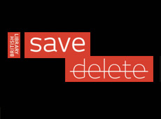 British Library: Save Delete
