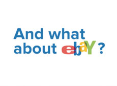 eBay: What about eBay?